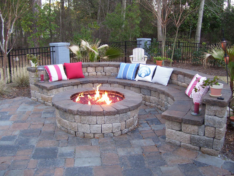 9 Fire Pits Outdoor, Fire Pit Designs - OUTDOOR FIRE PITS, FIREPLACES & GRILLS