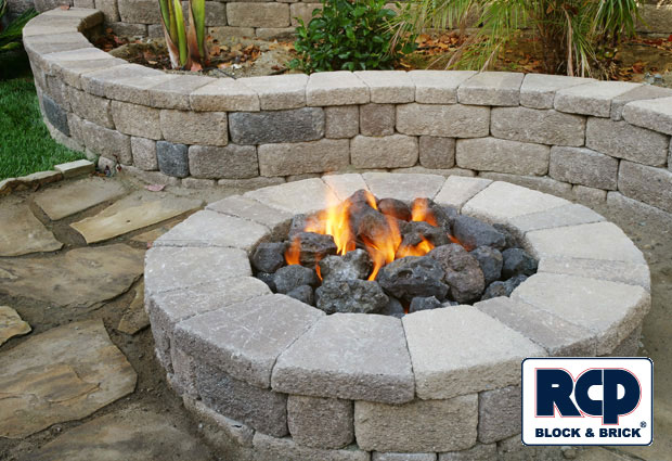 RCP Fire Pit Kits and Accessories