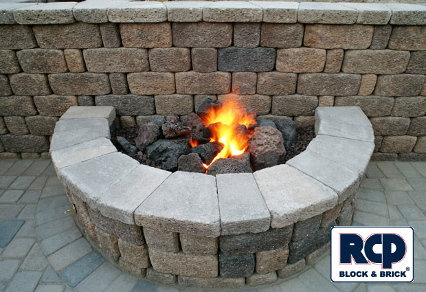 By RCP Fire Pit Kits and Accessories