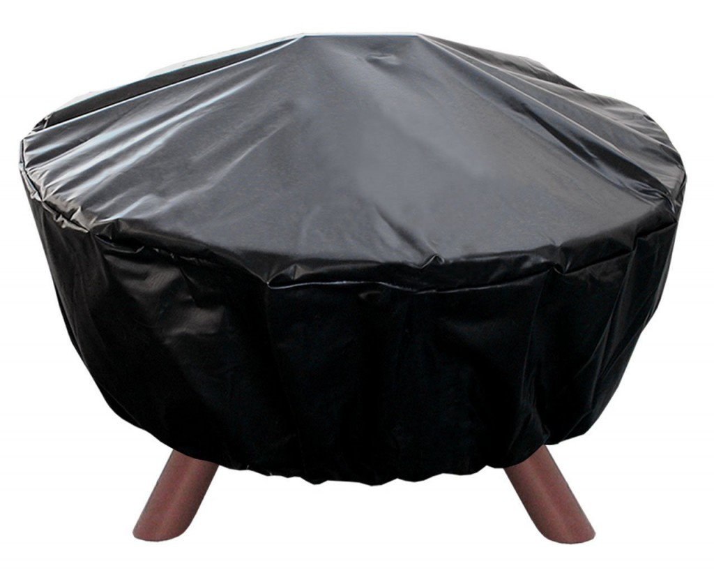 cover fire pit