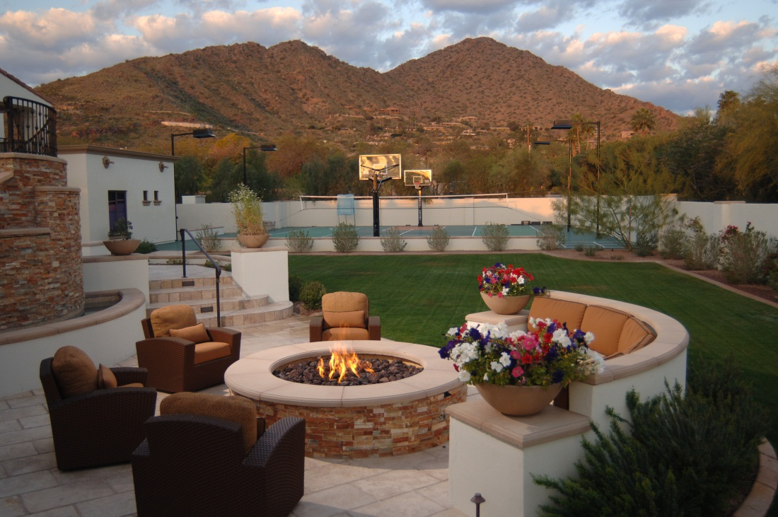 5 Absolutely Stunning Custom Fire Pit Designs I Wish I ...