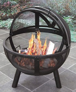 Landmann Ball O Fire Fire Pit Review Outdoor Fire Pits Fireplaces Grills