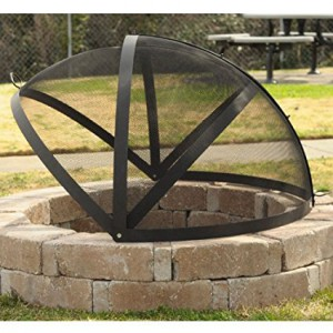 Fire Pit Screens Outdoor Fire Pits Fireplaces Grills