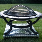 How to Use a Fire Pit on a Wood Deck or Grass Safely