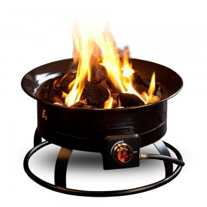 Outland Fire bowl Portable Propane Fire Pit