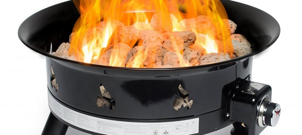 Best Gas Fire Pits for Heat