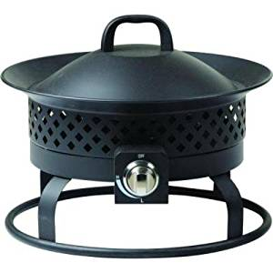 Bond Solara Steel Gas Bowl Fire Pit