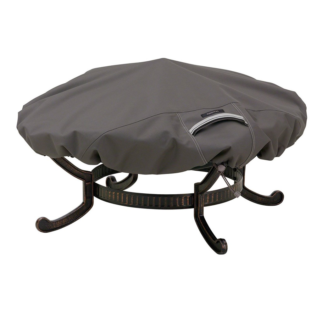 Ravenna 44 round fire pit cover