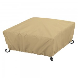 classic accessories 30 square fire pit cover