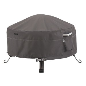 classic accessories ravenna 30 ROUND fire pit cover