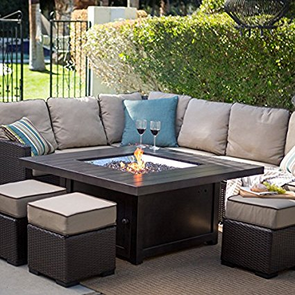 Napoleon St Tropez Fire Table Review Outdoor Fire Pits Fireplaces Grills
