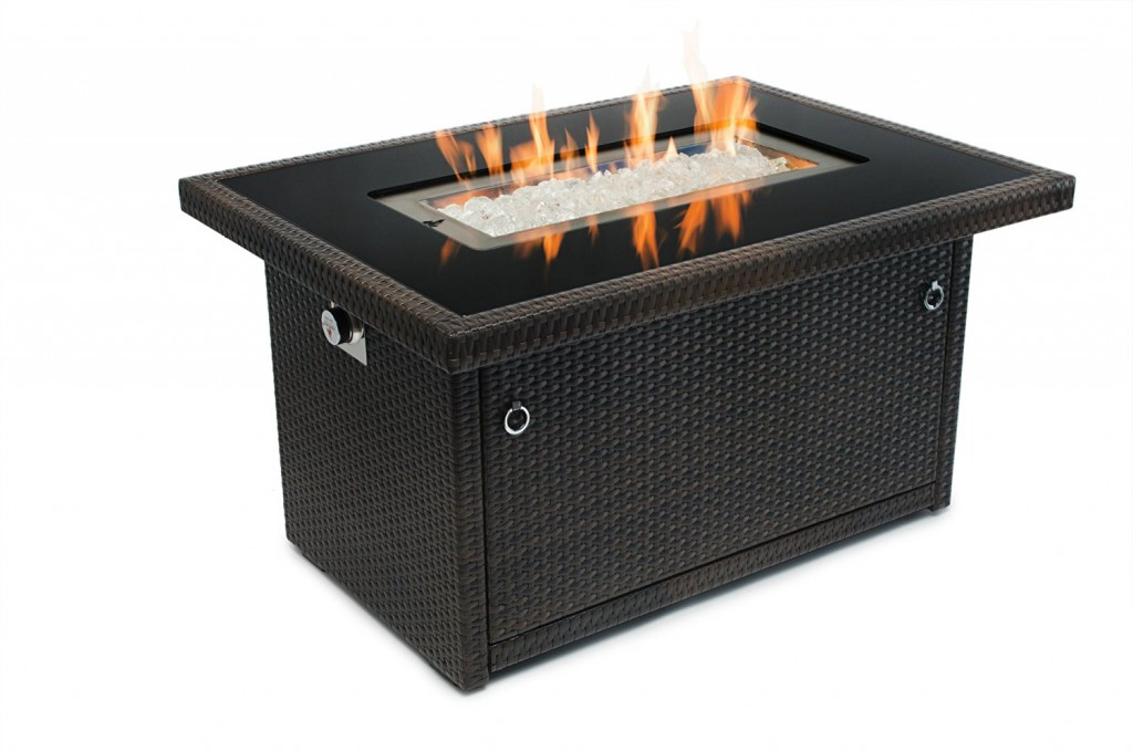 Outland living fire pit table