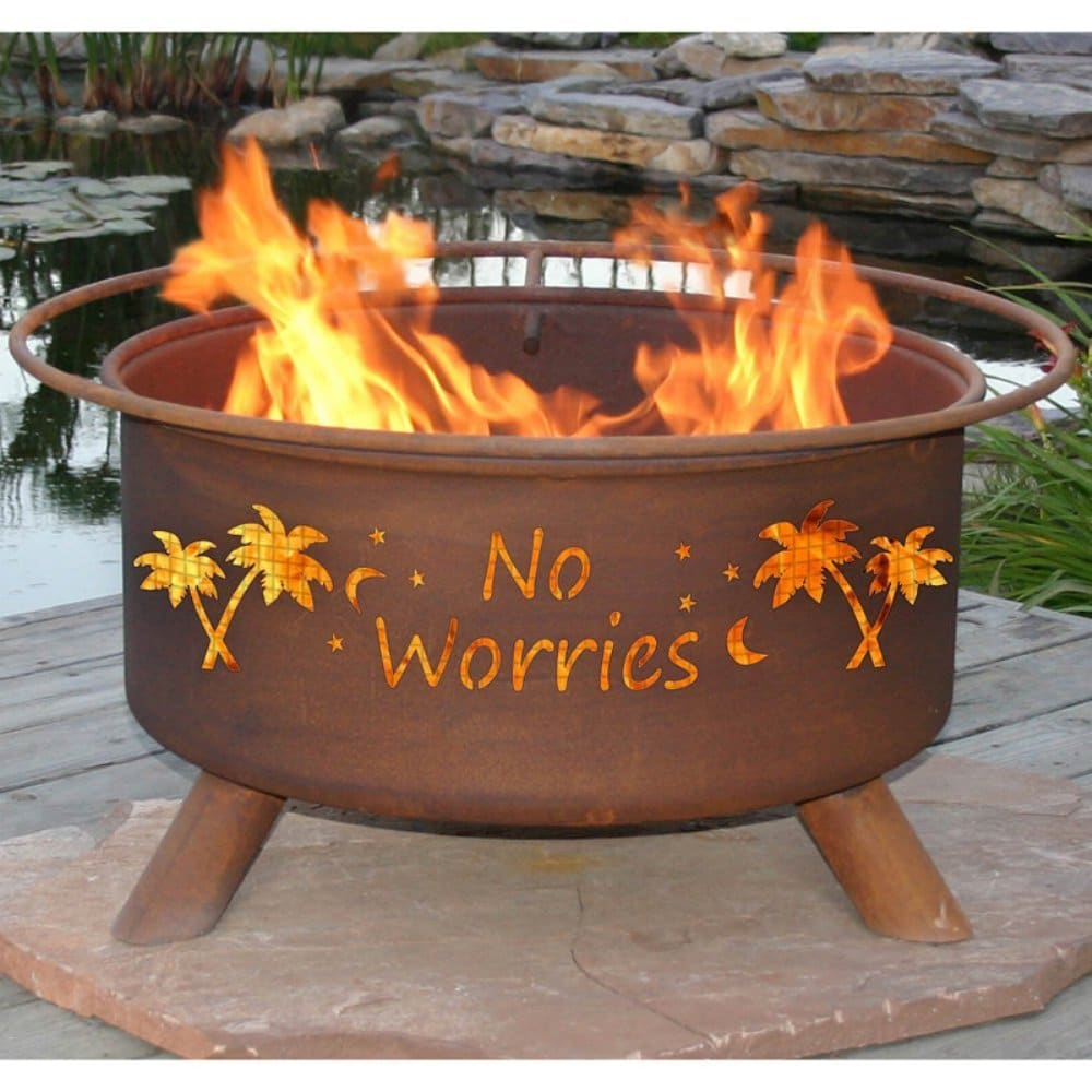 2017 Perfect Gifts For Fire Pit Lovers Fire Pit Gift Ideas For Christmas Outdoor Fire Pits Fireplaces Grills