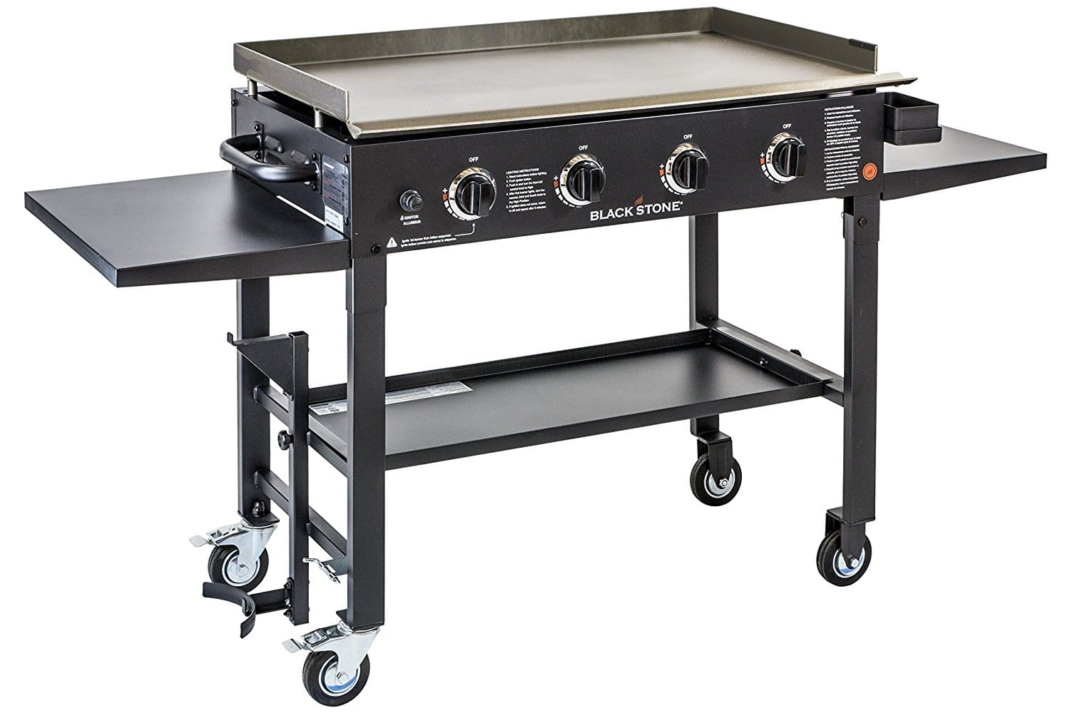 2018 Best Flat Top Outdoor Grills Reviews