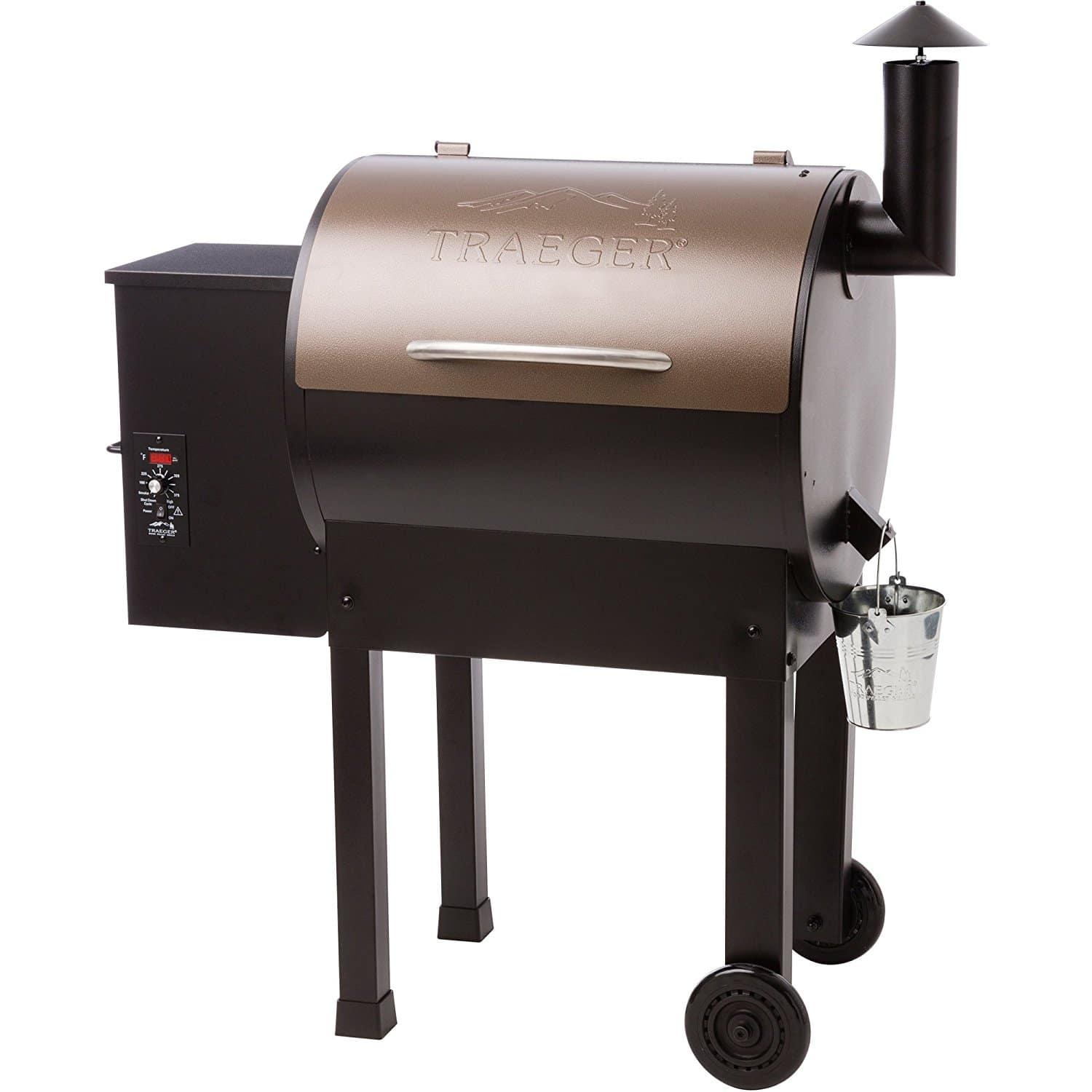 Traegar wood pellet grill reviews - Traeger Wood Pellet Grills Reviews 2018 - OUTDOOR FIRE PITS
